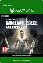 Tom Clancy's Rainbow Six Siege: Year 5 - Season Pass - Xbox One Download