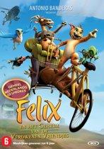 DVD cover van Felix En Het Geheim Van De Verdwenen Vriendjes
