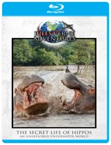 Jules Verne - The Secret Life Of Hippos (Blu-ray + Dvd Combopack)