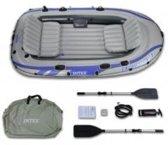 Intex Excursion 4 Set opblaasbare boot