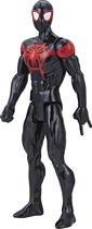 Miles Spider-Man Titan Hero - Speelfiguur 30 cm