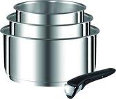 Tefal Ingenio Preference L94195 - Voor alle warmtebronnen, ook inductie - Set 4-delig