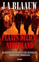 Plaats Delict: Nederland