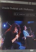Urszula Dudziak with walkaway - Live at warsaw jazz festival