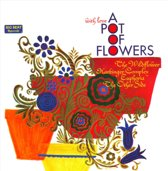 With Love - A Pot Of Flowers