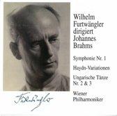 Wilhelm Furtwangler Conducts Johannes Brahms