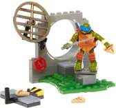 Mega Bloks Turtles Training Set Leo Jongens 51-delig
