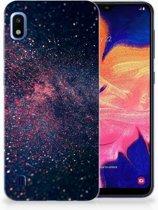 Samsung Galaxy A10 TPU Hoesje Design Stars