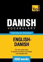 Danish Vocabulary for English Speakers - 3000 Words