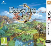 Fantasy Life - 2DS + 3DS