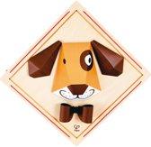 Hape Maskerset met frame puppy