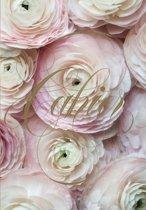 Paris in Bloom Notebook (Ranunculus)