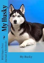 My Husky (Journal / Notebook)