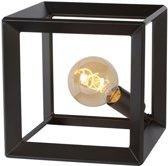 Lucide THOR - Tafellamp - E27 - Grijs ijzer