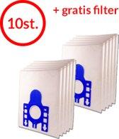 Stoza Philips S-Bag 3D - Stofzuigerzakken - Stofzuigerfilter