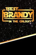 The Best Brandy in the Galaxy