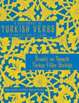 A Dictionary of Turkish Verbs