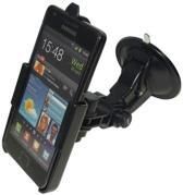 Autohouder voor de Samsung Galaxy S2 en Galaxy S2 plus (i9100/i9105)