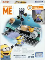 Mega Bloks Minions Postkamer Mania - Constructiespeelgoed