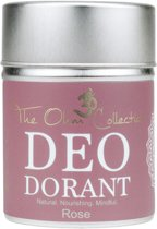 The Ohm Collection Deo Dorant Poeder Rose -120g