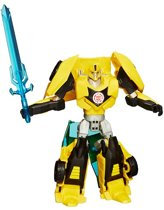 Transformers Warriors Bumblebee - 14 cm - Robot