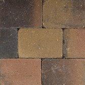 25 stuks! Pebblestone loe bar 20x30x6 cm Gardenlux