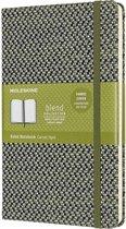 Moleskine Limited Edition-Notitieboek-Blend-19-Large-Gelineerd-Groen