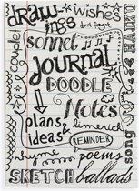 FT 030895 Notitieboek A5 Handlett Doodle