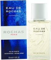 Rochas - Eau De Rochas Pour Homme - 50 ml -Eau De Toilette - Voor Mannen