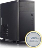 Tones I5-Disk Intel I5 9400F 8GB 250GB 1000GB R5 230 W10