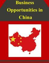 Business Opportunities in China