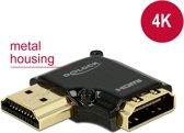 DeLOCK HDMI/HDMI Zwart
