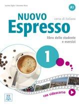 Afbeelding van Nuovo Espresso + vocabolario 1 libro dello studente e esercizi