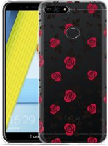 Honor 7A Hoesje Roses