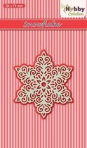 Nellies Choice Hobby Solutions Lace Dies Sneeuwvlok