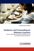 Guidance and Counseling to Distance Learners