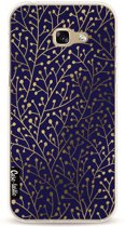 Casetastic Softcover Samsung Galaxy A5 (2017) - Berry Branches Navy Gold