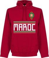 Marokko Team Hooded Sweater - L