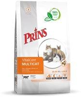 Prins VitalCare Kat Multicat - Kattenvoer - 5 kg