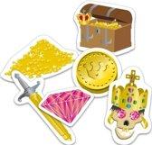 Confetti piraten thema 300 gram