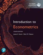 Introduction to Econometrics, Global Edition