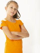Oranje meisjes voetbaltenue