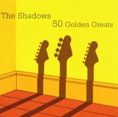 The Shadows - 50 Golden Greats
