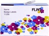 FLWR Dymo 11356 Multi functionele Labels wit