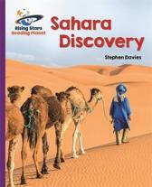 Reading Planet - Sahara Discovery - Purple
