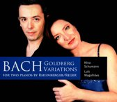 Bach - Goldberg Variations For Two Pianos