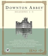 Downton Abbey - Seizoen 1 t/m 5 (Blu-ray)