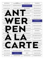 Antwerpen à la carte