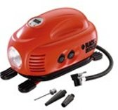 BLACK+DECKER ASI200 Compressor - 8 bar