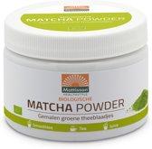 Mattisson - Matcha Poeder - 125 gram